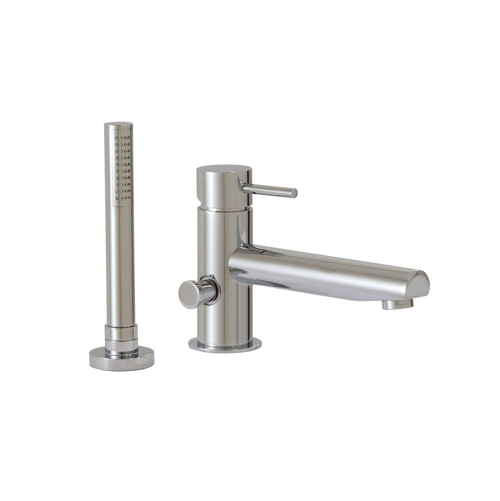 Aquabrass Bathroom Faucets Volare Straight Chromes | Kitchen & Bath ...