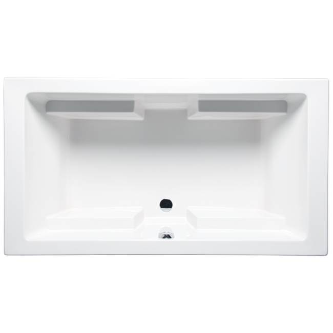 Americh Drop In Soaking Tubs item LA6642T-WH