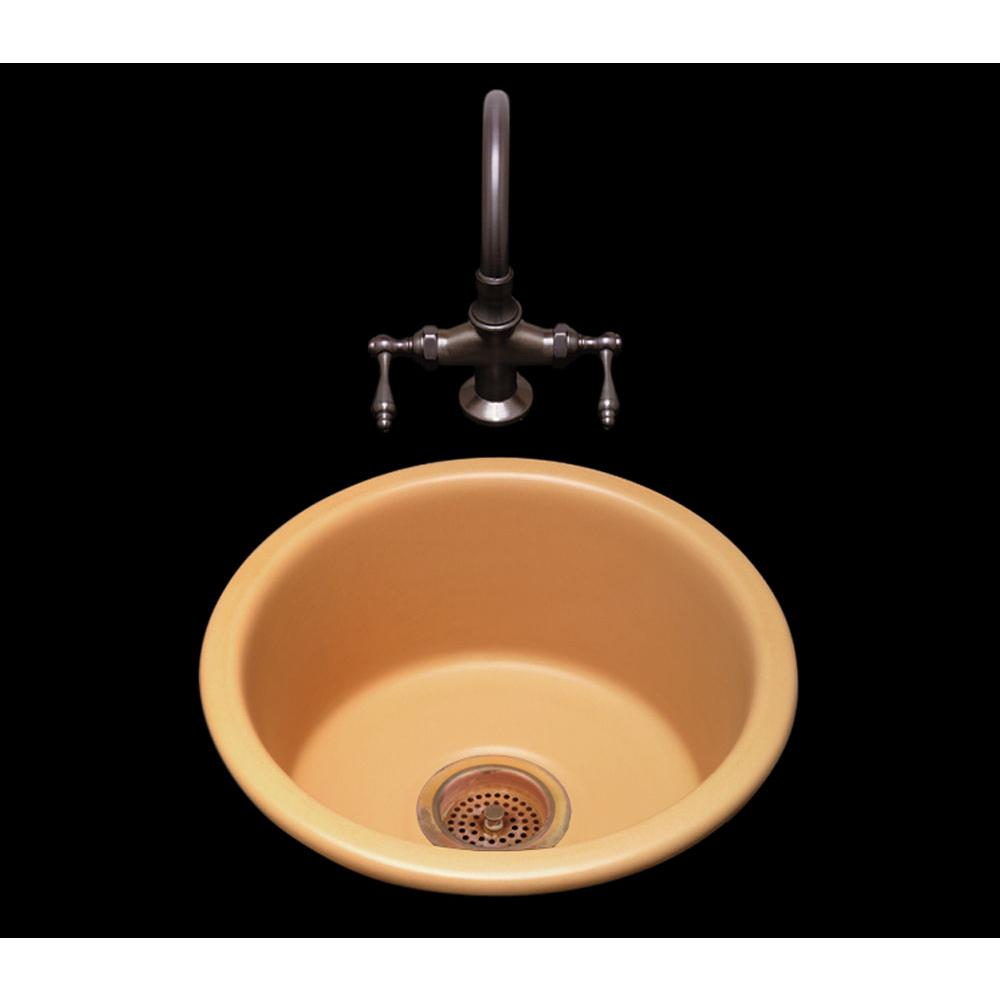 Bates And Bates Undermount Bar Sinks item P1515.U.VE