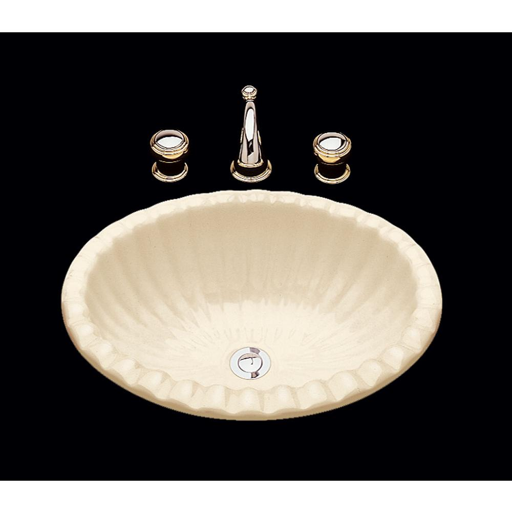 Bates And Bates Drop In Bathroom Sinks item P1519.D2.VE