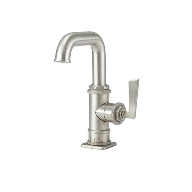 California Faucets Single Hole Kitchen Faucets item 8509-1ZB-PC