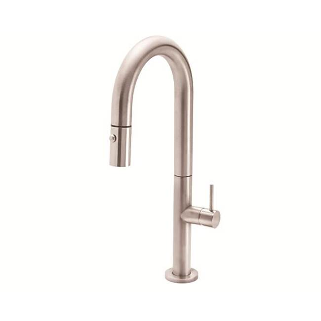 California Faucets Single Hole Kitchen Faucets item K50-101-SST-ANF