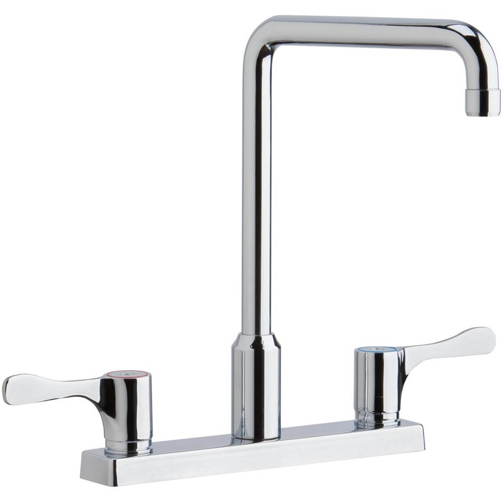 Elkay Kitchen Faucets Deck Mount Kitchen Bath Design Center San Jose Santa Clara California