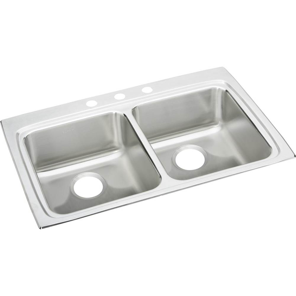 Elkay Drop In Kitchen Sinks item LRAD3322604