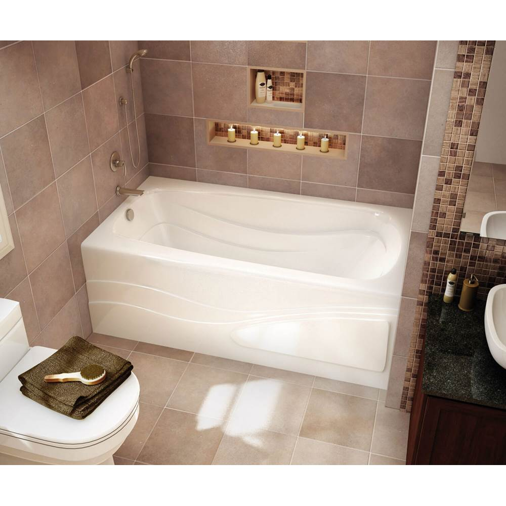 Maax Three Wall Alcove Soaking Tubs item 102204-L-000-001