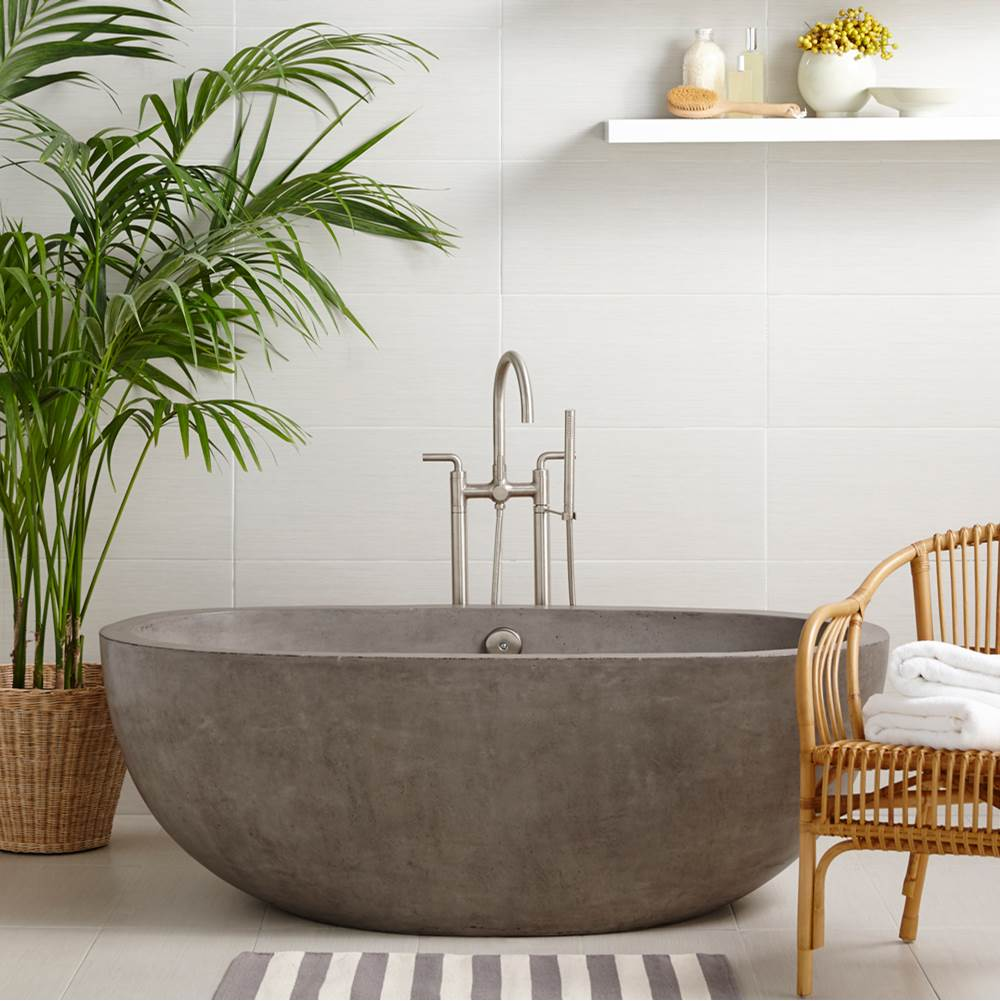 Tubs Soaking Tubs Free Standing Kitchen Bath Design Center San Jose Santa Clara California