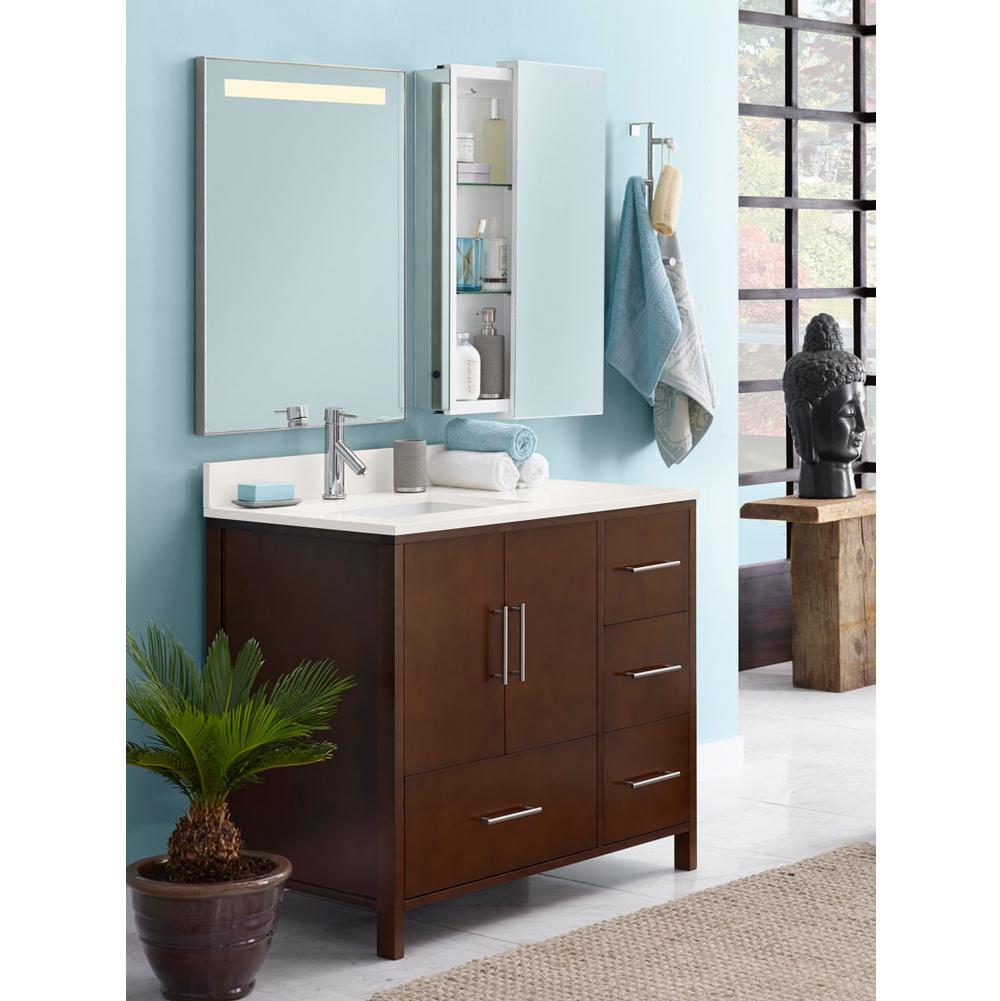 Bathroom Vanities Contemporary   Kitchen & Bath Design Center - San ...