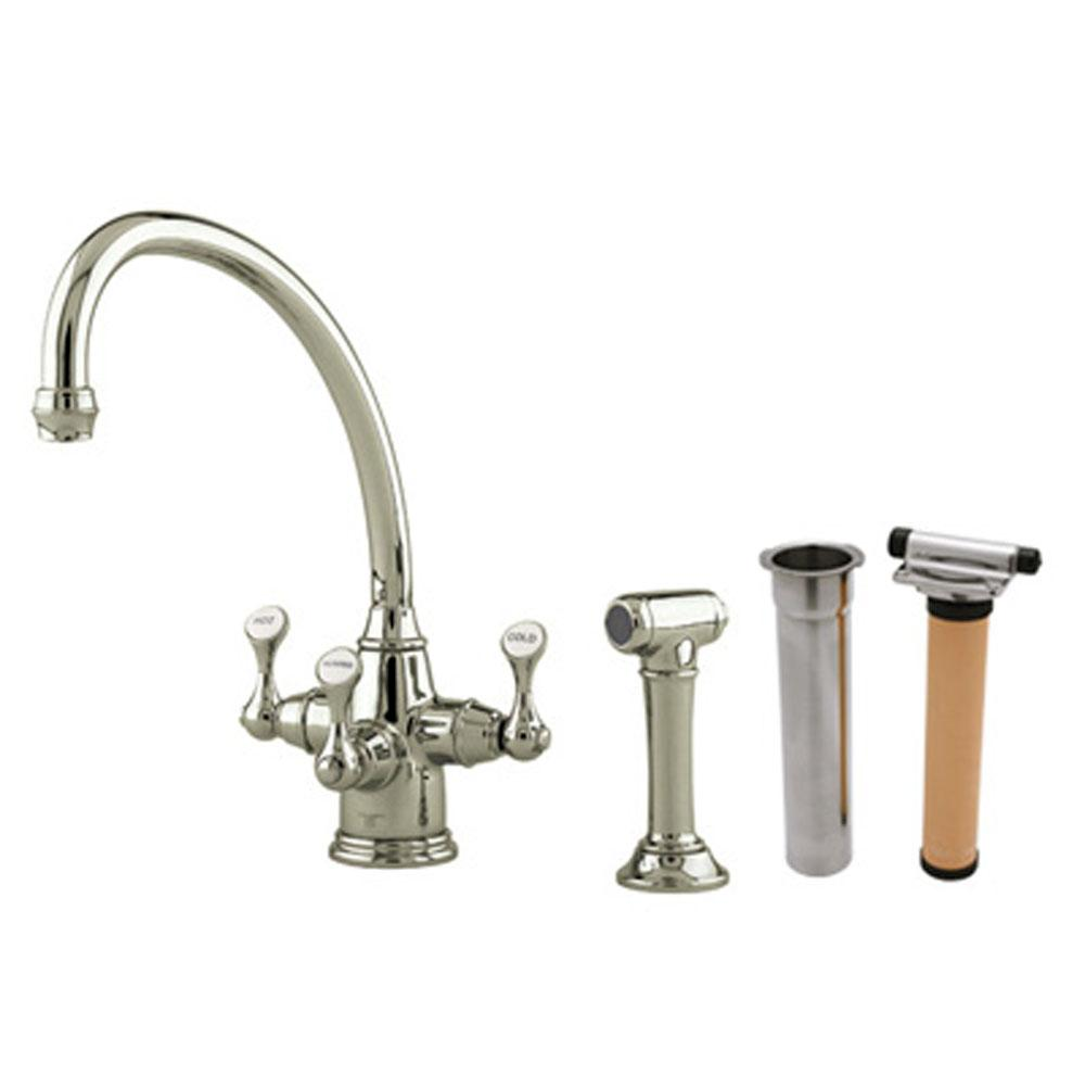 Rohl U Kit1520ls Stn 2 At Kitchen Bath Design Center Decorative Plumbing Showroom In San Jose