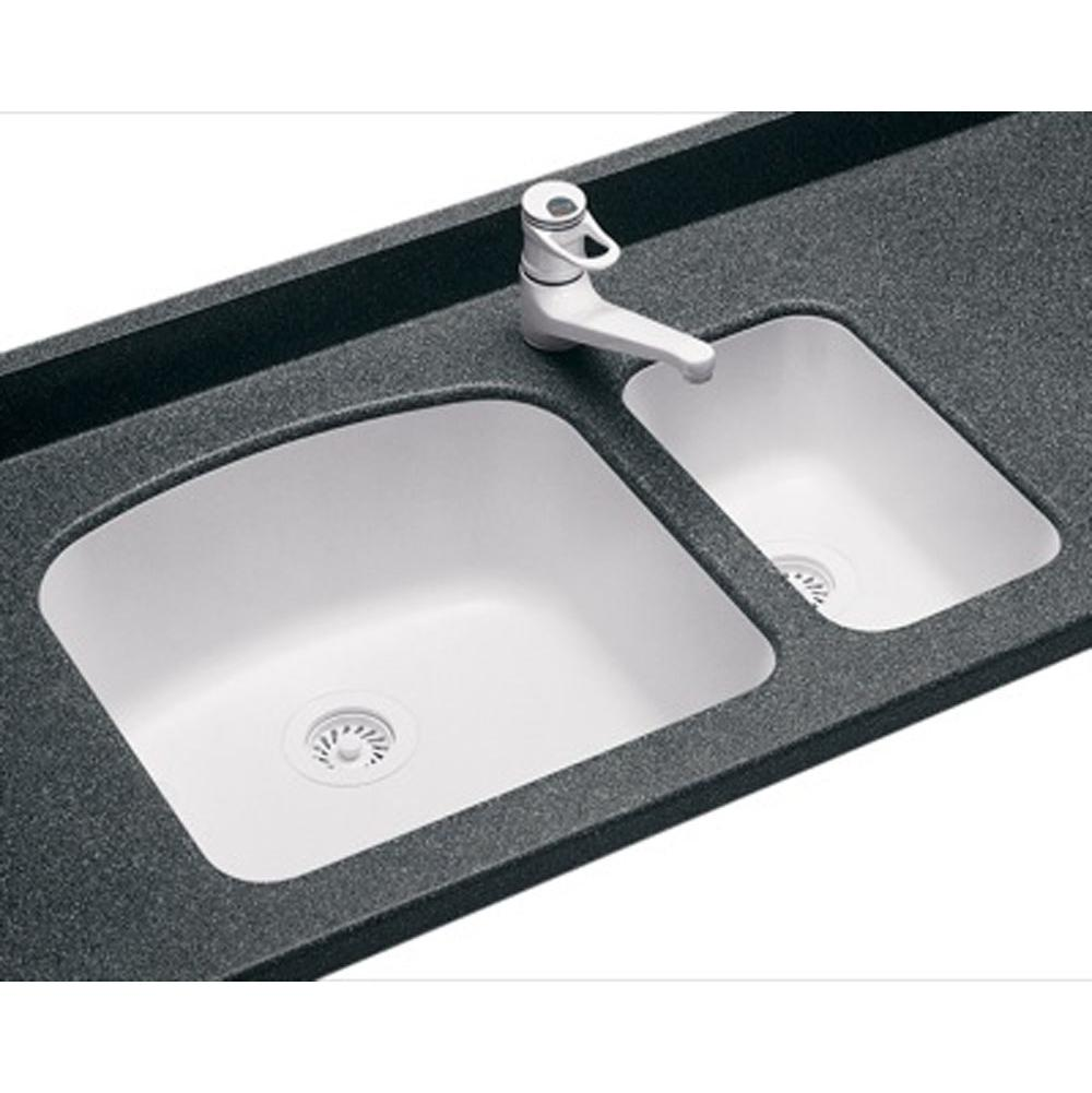 Swan Undermount Kitchen Sinks item US01711SB.037