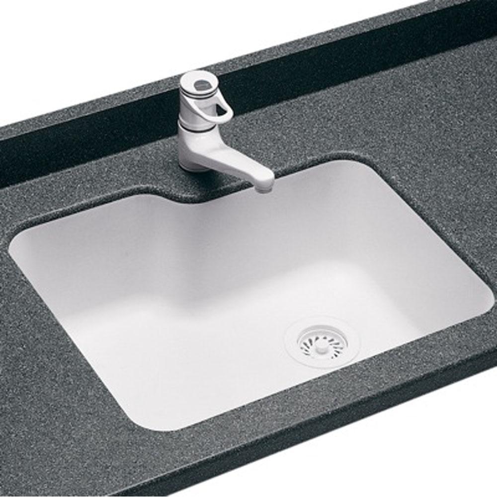 100 undermount kitchen sink white composite undermount kitc