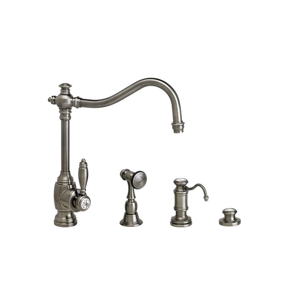 Kitchen faucets single hole copper tones kitchen bath - Kitchen and bath design center san jose ...