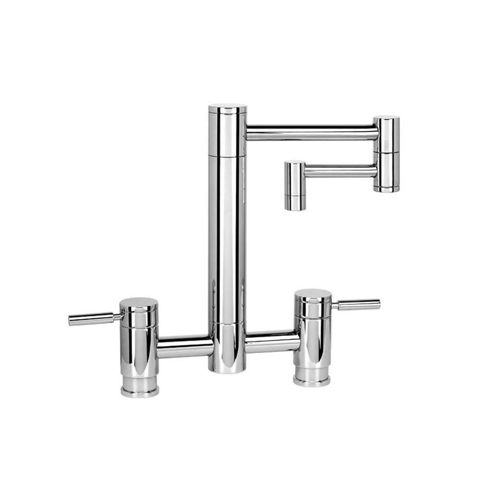 Waterstone Bridge Kitchen Faucets item 7600-12-SG