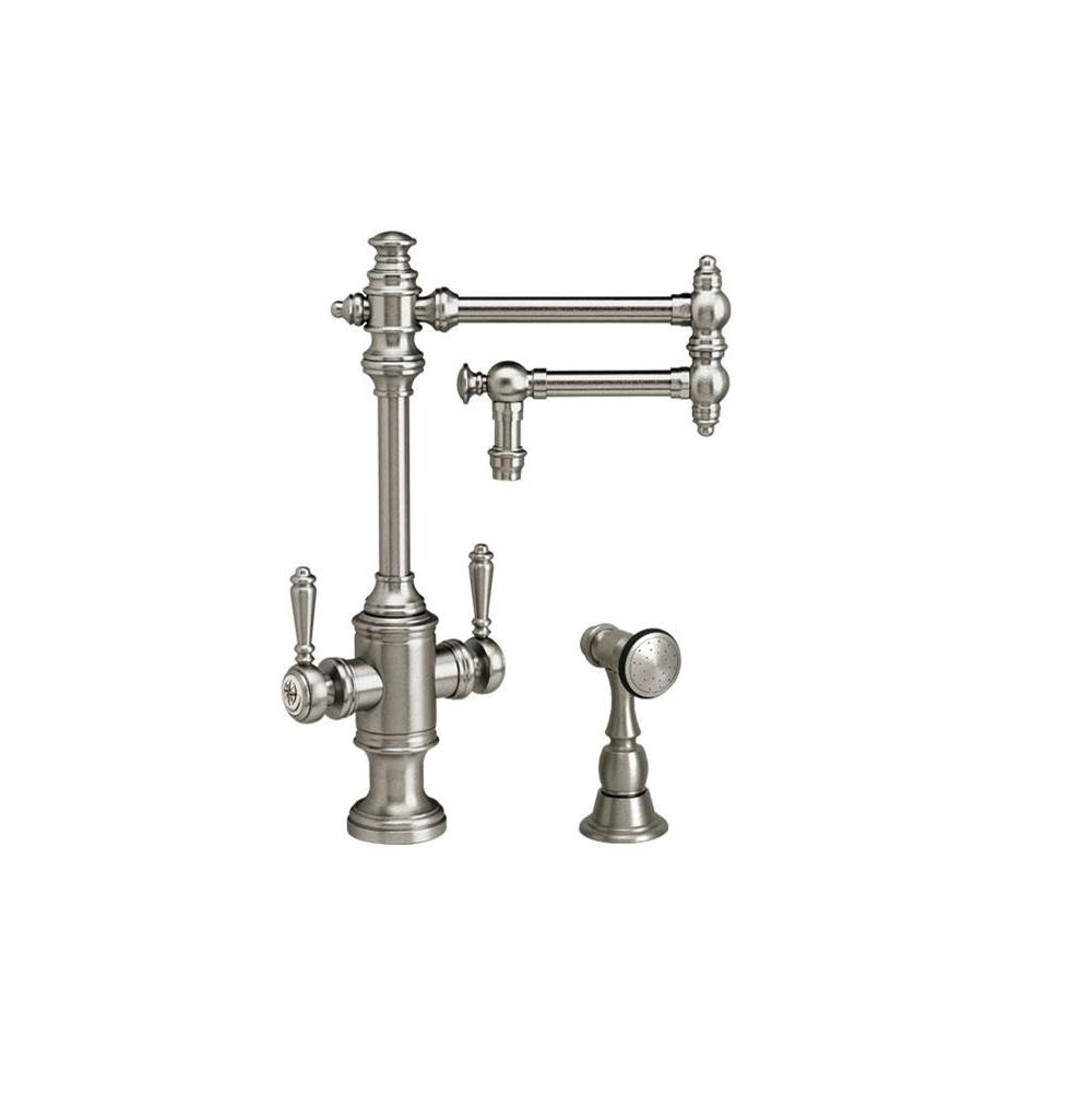 Waterstone Single Hole Kitchen Faucets item 8010-12-1-ORB